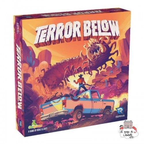 Terror Bellow - REN-00873 - Renegade - pour les plus grands - Le Nuage de Charlotte