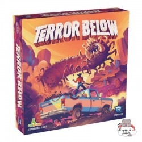 Terror Bellow - REN-00873 - Renegade - for the older - Le Nuage de Charlotte