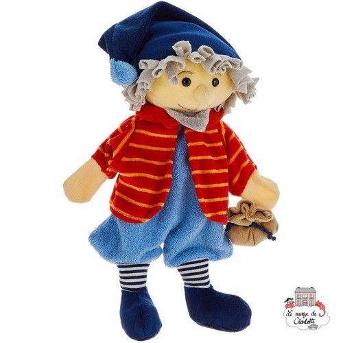 Marionnette à main Marchand de sable - STE-3601734 - Sterntaler - Marionettes à main - Le Nuage de Charlotte