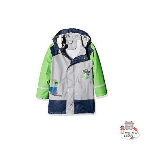 Waterproof rain jacket Pirate - STE-5651600-300 - Sterntaler - Jackets - Le Nuage de Charlotte