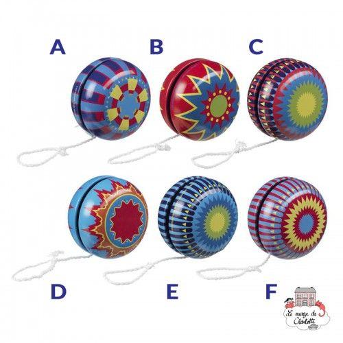 Yo-yo - GOK-8614159 - Goki - Yo-yo - Le Nuage de Charlotte