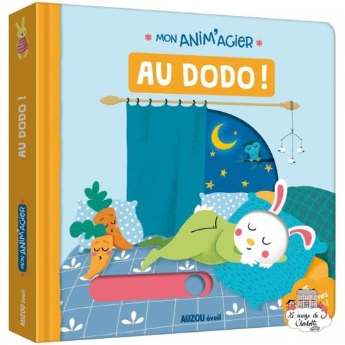 Mon Anim'agier - Au dodo! - AUZ-9782733846964 - Editions Auzou - Preschool - Le Nuage de Charlotte