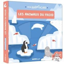 Mon Anim'agier - Les animaux du froid - AUZ-9782733865958 - Editions Auzou - Preschool - Le Nuage de Charlotte