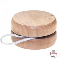 White wood yo-yo - GOK-86GK883 - Goki - Yo-yo - Le Nuage de Charlotte