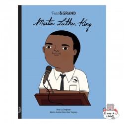 Petit & Grand 2 - Martin Luther King - KIM-9782368087947 - Editions Kimane - Documentaries - Le Nuage de Charlotte