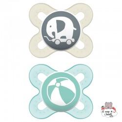 MAM Start 0-2m - Pack 2 pacifiers - MAM-3916533c - MAM - Pacifier - Le Nuage de Charlotte
