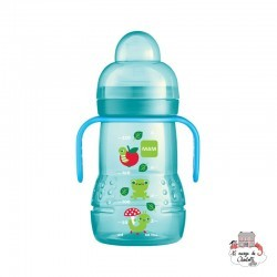 MAM Baby Bottle TRainer+ (220 ml) - MAM-3916764b - MAM - Baby Bottles and accessories - Le Nuage de Charlotte