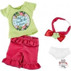 Kruselings Gardener Outfit - KKE-0126861 - Käthe Kruse - Kruselings dolls - Le Nuage de Charlotte