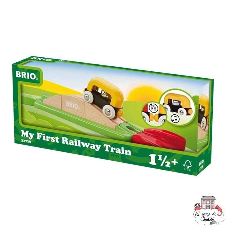 My First Railway Ramp Pack - BRI-33728 - Brio - Wooden Railway and Trains - Le Nuage de Charlotte