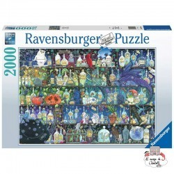 Poisons and potions - RAV-160105 - Ravensburger - 2000 pieces - Le Nuage de Charlotte
