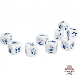 Rory's Story Cubes - actions - ZYG-CAR0108 - Zygomatic - Board Games - Le Nuage de Charlotte