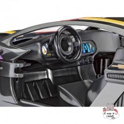 Junior Kit - Racing Car (black) - REV-00809 - Revell - Kit to assemble - Le Nuage de Charlotte