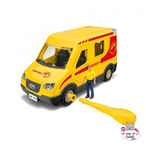 Junior Kit - Parcel Service Vehicle - REV-00814 - Revell - Kit to assemble - Le Nuage de Charlotte