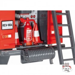 Junior Kit - Fire Truck - REV-00819 - Revell - Kit to assemble - Le Nuage de Charlotte