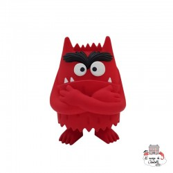Colour Monster - Angry monster - COM-Y90096 - Comansi - Figures and accessories - Le Nuage de Charlotte