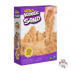 Kinetic Sand (2,5 kg) - SPM-6060997 - Relevant Play - Sand and Playdough - Le Nuage de Charlotte
