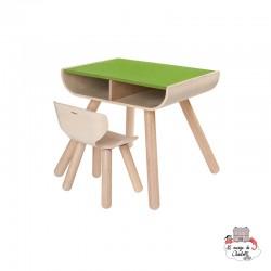 Table & Chair - PLT-8700 - PlanToys - Children's furniture - Le Nuage de Charlotte