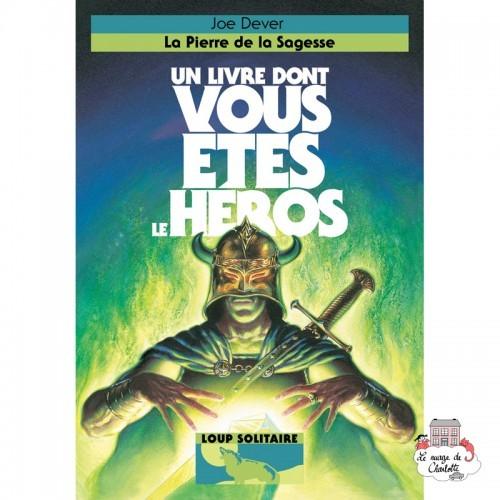 La Pierre de la Sagesse - Un Livre dont vous êtes le Héros - GAL-9782070647378 - Gallimard Jeunesse - Novels - Le Nuage de Ch...