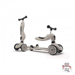 Highwaykick 1 - Ash - S&R-96268 - Scoot & Ride - Scooters - Le Nuage de Charlotte