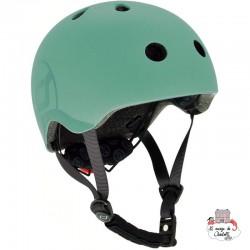 Helm S-M - Forest - S&R-96366 - Scoot & Ride - Helmets - Le Nuage de Charlotte
