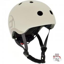 Helm S-M - Ash - S&R-96367 - Scoot & Ride - Helmets - Le Nuage de Charlotte