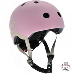 Helm S-M - Pink - S&R-96368 - Scoot & Ride - Helmets - Le Nuage de Charlotte