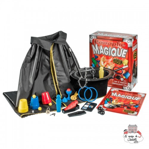 Megagic Magic set - OID-M258 - OID - Magic School - Le Nuage de Charlotte
