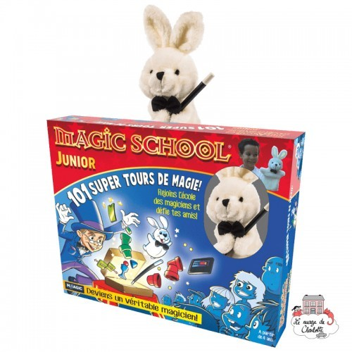 Megagic Magic School Junior - OID-M107 - OID - Magic School - Le Nuage de Charlotte