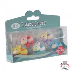 iwako Cow Colorz - IWA-GLB004 - Iwako - Supplies - Le Nuage de Charlotte