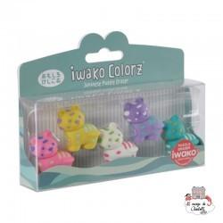 iwako Tiger Colorz - IWA-GLB007 - Iwako - Supplies - Le Nuage de Charlotte
