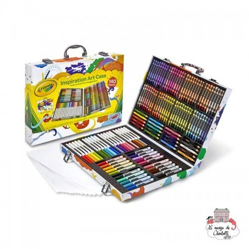 Inspiration Art Case - CRA-04-2532 - Crayola - Supplies - Le Nuage de Charlotte