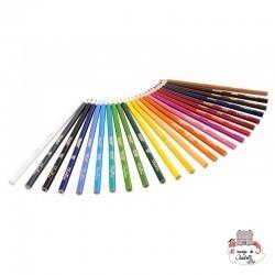 24 colored pencils - CRA-3624 - Crayola - Supplies - Le Nuage de Charlotte