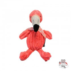 Small Simply Flamingos the flamingo - DEG-32125 - Les Déglingos - Les Déglingos - Le Nuage de Charlotte
