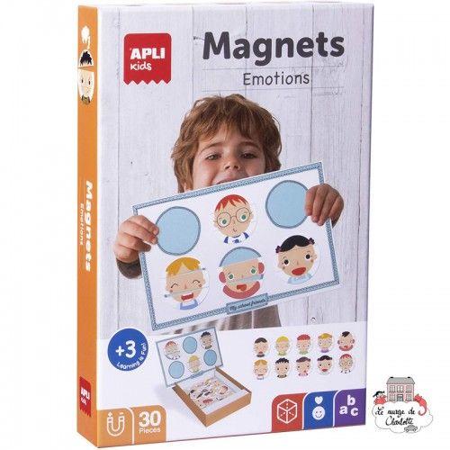 Magnets - Emotions - APL-14803 - APLI - Education and Magnets - Le Nuage de Charlotte