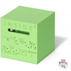 Inside3 Original - Zéro : Regular - DGS-260311 - DOuG Solutions - Puzzle Games - Le Nuage de Charlotte