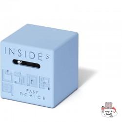 Inside3 Original - Novice : Easy - DGS-260618 - DOuG Solutions - Puzzle Games - Le Nuage de Charlotte