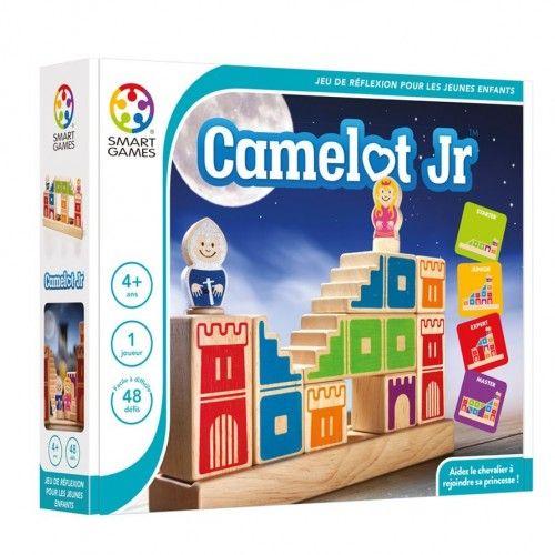 Camelot Jr. - SMT0005 - Smart - Logic Games - Le Nuage de Charlotte