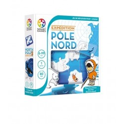 North Pole Expedition - SMT0011 - Smart - Logic Games - Le Nuage de Charlotte