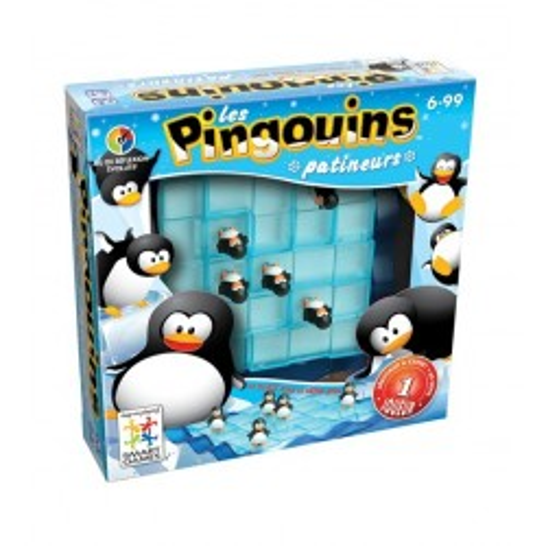 Penguins on Ice - SMT0010 - Smart - Logic Games - Le Nuage de Charlotte