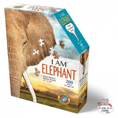 I AM - Elephant - MDC-5126017 - MaDDCaPP - 300 pieces - Le Nuage de Charlotte