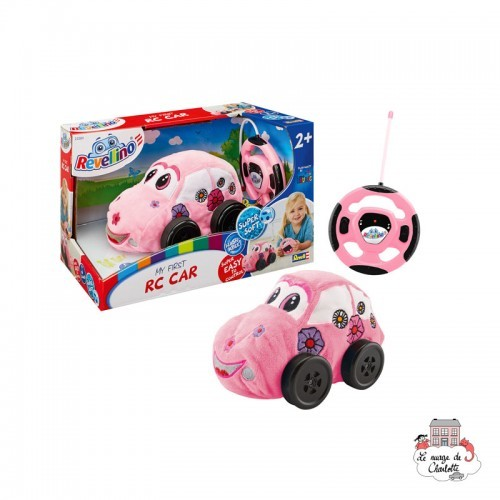 My first RC Flower Car Pink - REV-23204 - Revell - Remote Controlled Vehicles - Le Nuage de Charlotte