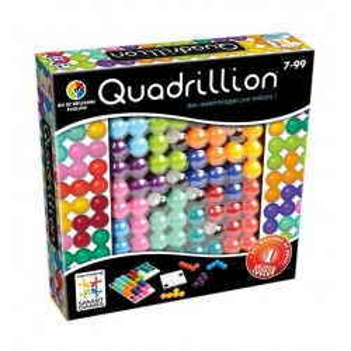 Quadrillion - SMT-SG540FR - Smart - Logic Games - Le Nuage de Charlotte