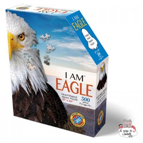 I AM - Eagle - MDC-5126013 - MaDDCaPP - 300 pieces - Le Nuage de Charlotte