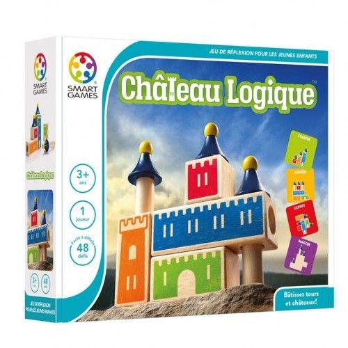Castle Logix - SMT0004 - Smart - Logic Games - Le Nuage de Charlotte