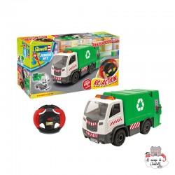 Junior Kit - Garbage Truck RC - REV-00971 - Revell - Kit to assemble - Le Nuage de Charlotte