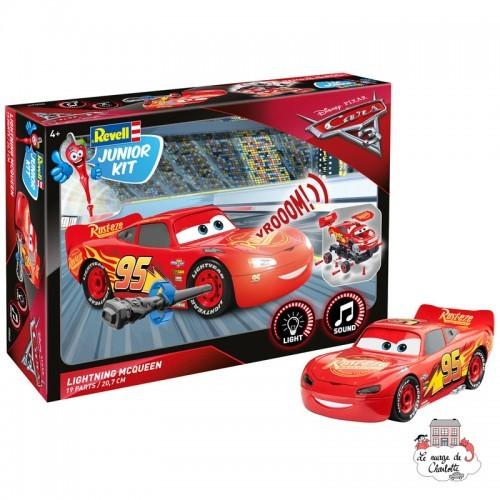 Junior Kit - Cars - Lightning McQueen - REV-00860 - Revell - Kit to assemble - Le Nuage de Charlotte