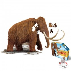 I AM - Woolly Mammoth - MDC-5124017 - MaDDCaPP - 100 pieces - Le Nuage de Charlotte