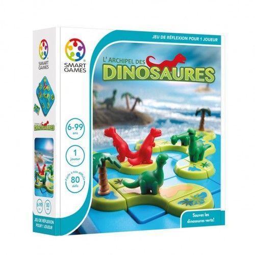 Dinosaurs – Mystic Islands - SMT0014 - Smart - Logic Games - Le Nuage de Charlotte