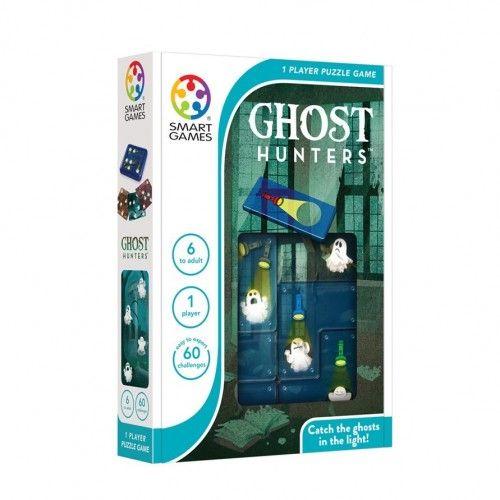 Ghost Hunters - SMT0018 - Smart - Logic Games - Le Nuage de Charlotte
