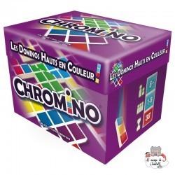 Chromino - ZYG-1957FRNL - Zygomatic - Board Games - Le Nuage de Charlotte